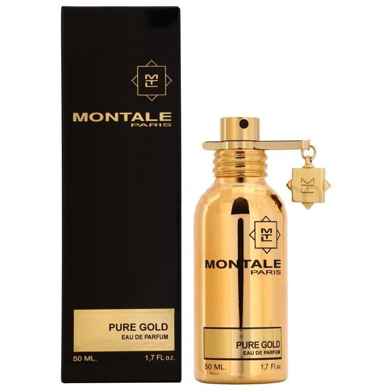 Montale Pure Gold Тестер 50 ml (edp) 2009, 100 ml (edp), Женский, Цветочные