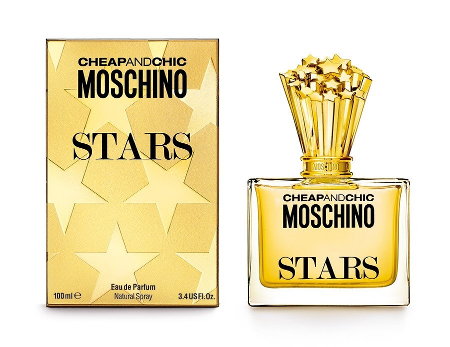 Moschino Cheap And Chic Chic Stars (Москино Чип Энд Чик Chic Stars) Тестер 100 ml (edp)