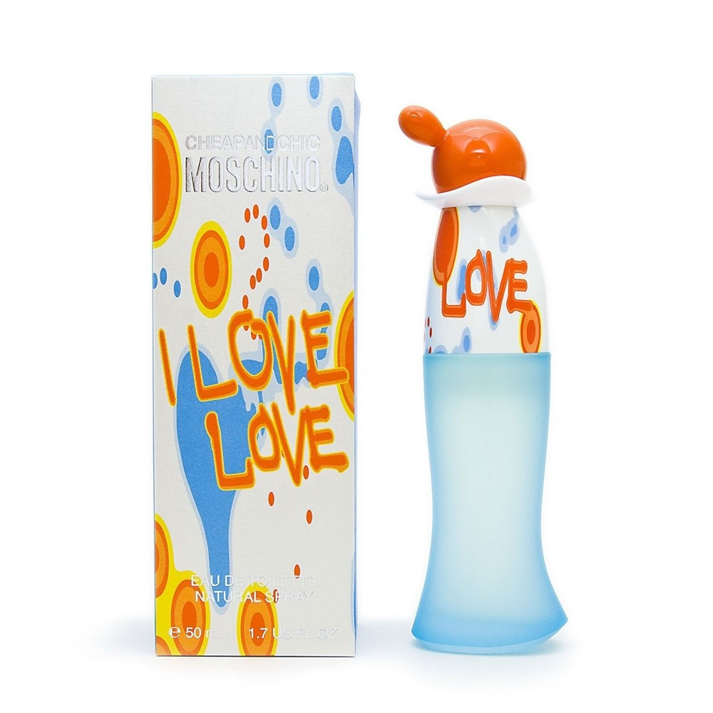 Moschino Cheap And Chic I Love Love (Москино Чип Энд Чик I Love Love) 30 ml (edt)