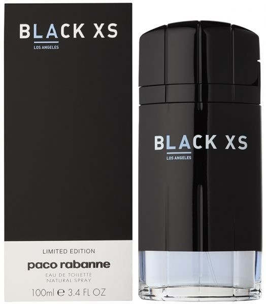 Paco Rabanne Black XS Los Angeles for Man 100 ml (edt)