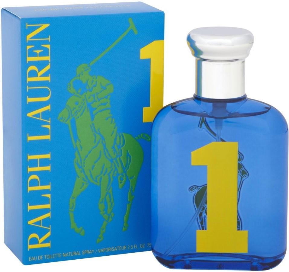 Ralph Lauren The Big Pony #1 (Ральф Лорен The Big Pony 1) 125 ml (edt)