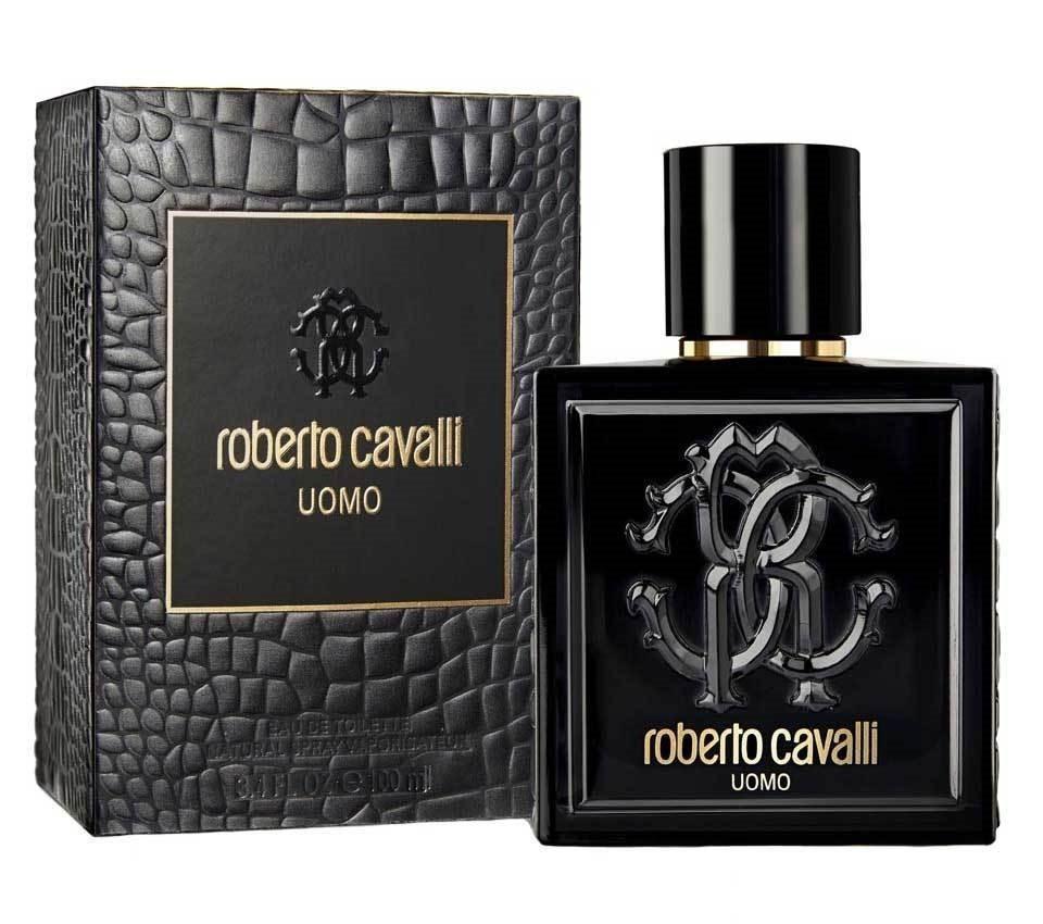 Roberto Cavalli Uomo (Роберто Кавалли Умо) 100 ml (edt)