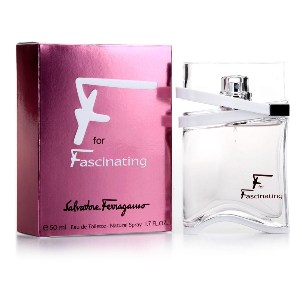 Salvatore Ferragamo F For Fascinating (Сальвадор Ферагамо Эф Фо Фесцинейтинг) 90 ml (edt)