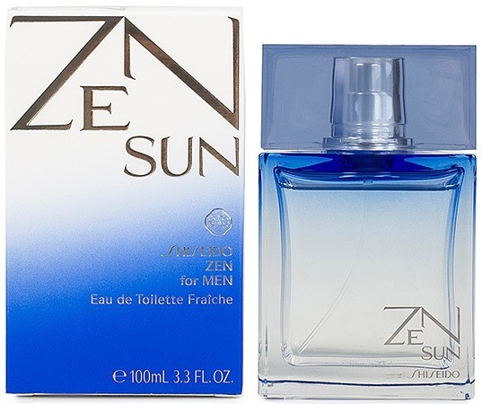 Shiseido Sun Fraiche (Шисейдо Zen Sun (fraiche)) 100 ml (edt)