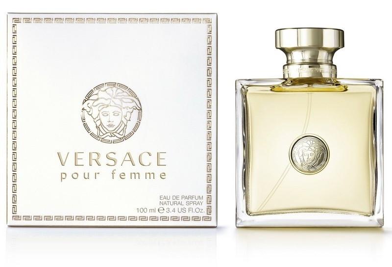 Versace Pour Femme (Версаче) 100 ml (edp)