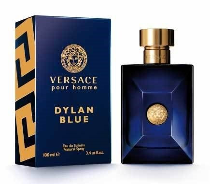 Versace Dylan Blue (Версаче Дилан Блю) 100 ml (edt)