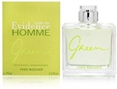 Yves Rocher Comme Une Evidence Homme Green 75 ml (edt)