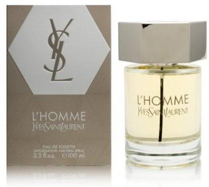 Yves Saint Laurent Yves Saint Laurent L`Homme Тестер 100 ml (edt) 60 ml (edt), Мужской, Древесные