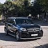 Обвес кузова Renegade Design на Mercedes-Benz GL