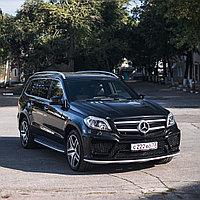 Обвес кузова Renegade Design на Mercedes-Benz GL, фото 1