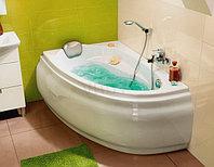 Угловые ванны (асиметричные)