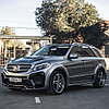 Обвес кузова Renegade Design на Mercedes-Benz GLE