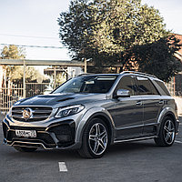 Обвес кузова Renegade Design на Mercedes-Benz GLE, фото 1