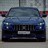 Обвес кузова Renegade Design на Maserati Levante, фото 1