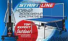 Всепогодный теннисный стол Start Line Top Expert Outdoor с сеткой, фото 8