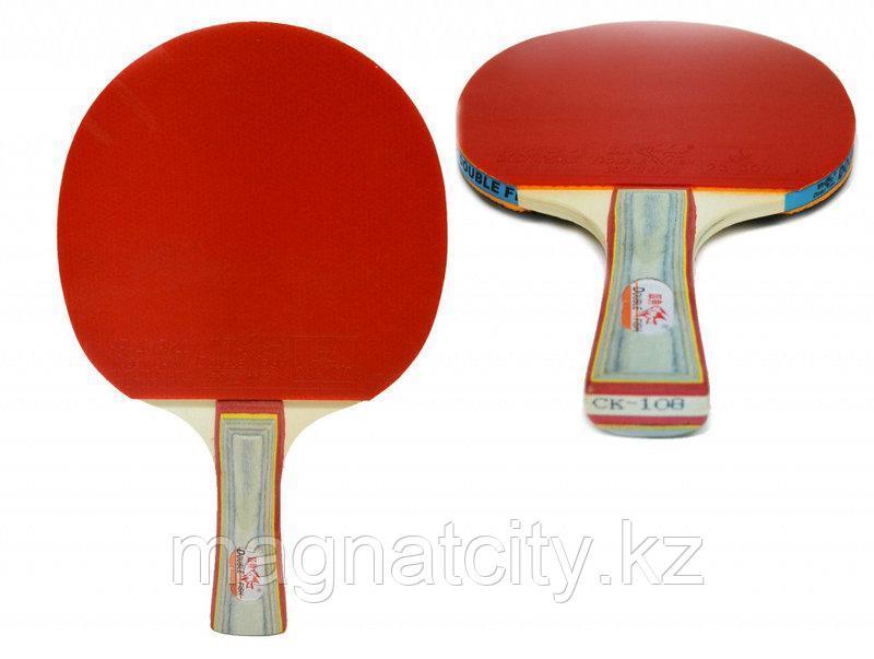 Ракетка для настольного тенниса DOUBLE FISH - СК-108 (ITTF)