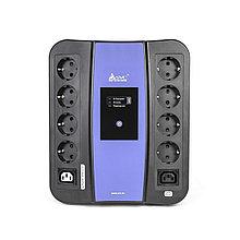 SVC U-600 Источник бесперебойного питания Smart, USB, 600ВА/360Вт
