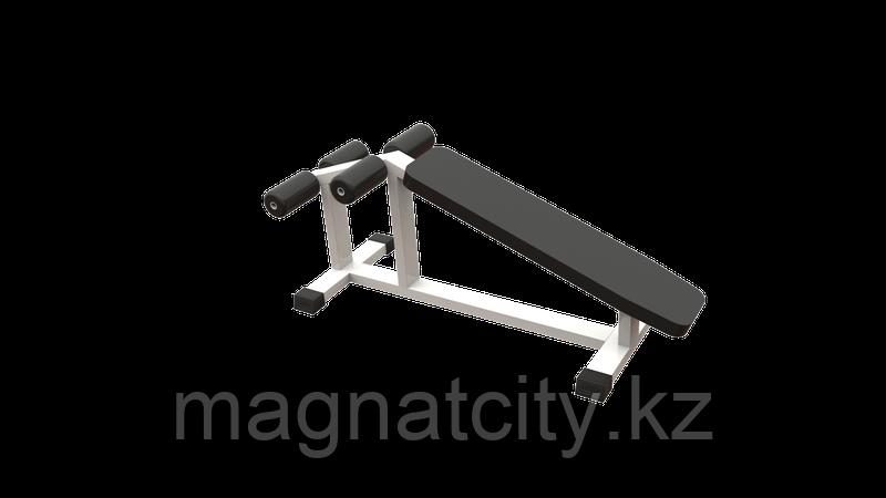 Скамья с обратным уклоном (KAR002)