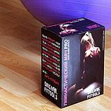 Гимнастический мяч 55 см для коммерческого использования (FT-GBPRO-55) , фото 3