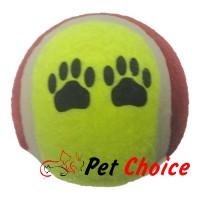 """Игрушка """"ВЫГОДНО"""" для животных - мячик теннисный 3 шт"""
