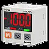 Цифровой датчик давления  0...-1 бар, PNP NO, 4...20мА, для воздуха и газов