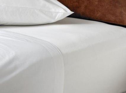 Комплект постельного белья белый, бязь, плотность 140г/м2, размер наволочки 50х70 и 70х70