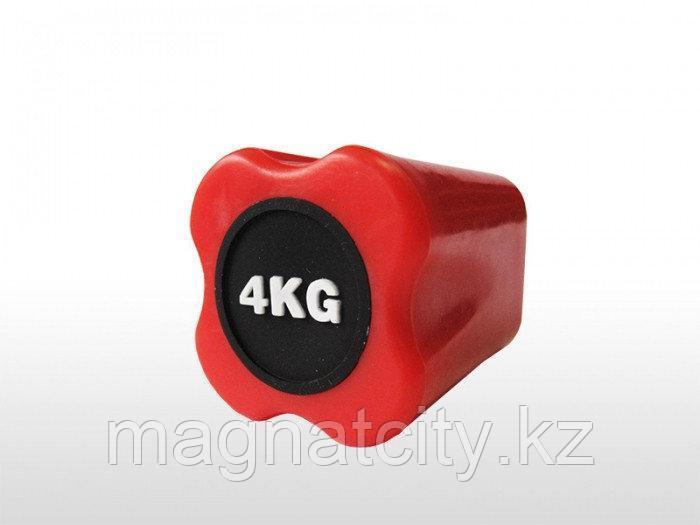 Бодибар FT 4 кг красный наконечник