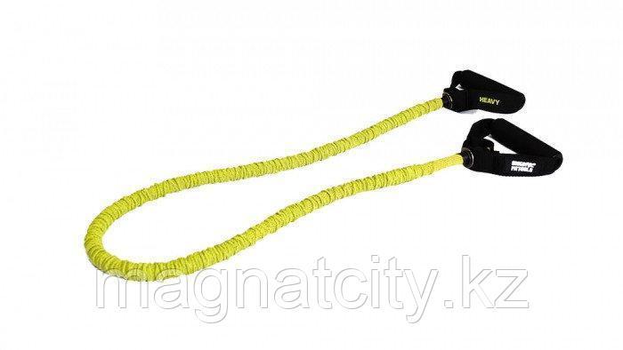 Эспандер в защитном кожухе среднее сопротивление (6кг)