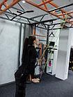 Эспандер трубчатый TOTAL BODY (латекс) красный 6,8 кг , фото 10
