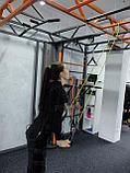 Эспандер трубчатый TOTAL BODY (латекс) черный 18,1 кг , фото 6