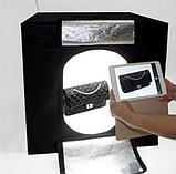 Фотобокс с подсветкой (60х60х60см) , фото 6