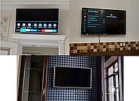 Настройка спутникового телевидения (НТВ+ ВОСТОК, ОТАУ-ТВ, ТРИКОЛОР-ТВ) и видеонаблюдения на телевизорах.