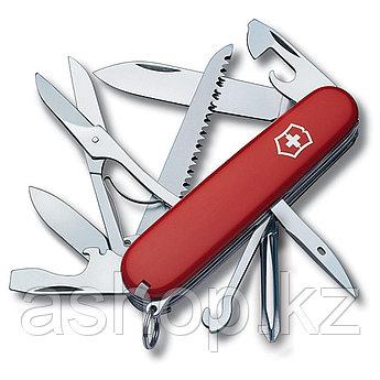 Нож складной офицерский Victorinox Fieldmaster, Функционал: Полевой, Кол-во функций: 17 в 1, Цвет: Красный, (1