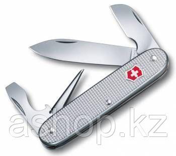 Нож складной офицерский Victorinox Electrician, Кол-во функций: 7 в 1, Цвет: Серебристый, (0.8120.26)