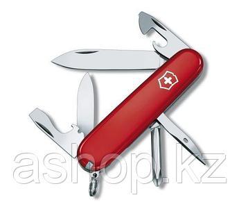 Нож складной офицерский Victorinox Tinker small, Кол-во функций: 12 в 1, Цвет: Красный, (0.4603)