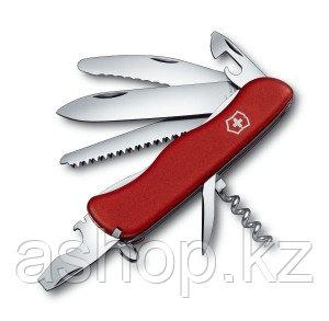 Нож складной солдатский Victorinox Fireman, Кол-во функций: 14 в 1, Цвет: Красный, (0.8383)