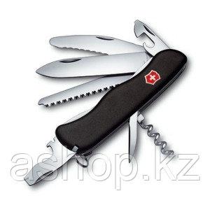 Нож складной солдатский Victorinox Jammaster, Кол-во функций: 15 в 1, Цвет: Чёрный, (0.8483.3)