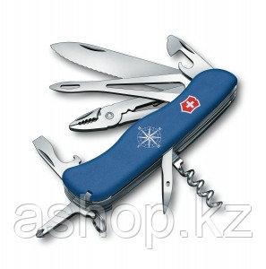 Нож складной солдатский Victorinox Skipper, Кол-во функций: 19 в 1, Цвет: Синий, (0.9093.2W)