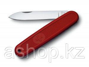 Нож складной солдатский Victorinox Solo, Цвет: Красный, (0.8710)