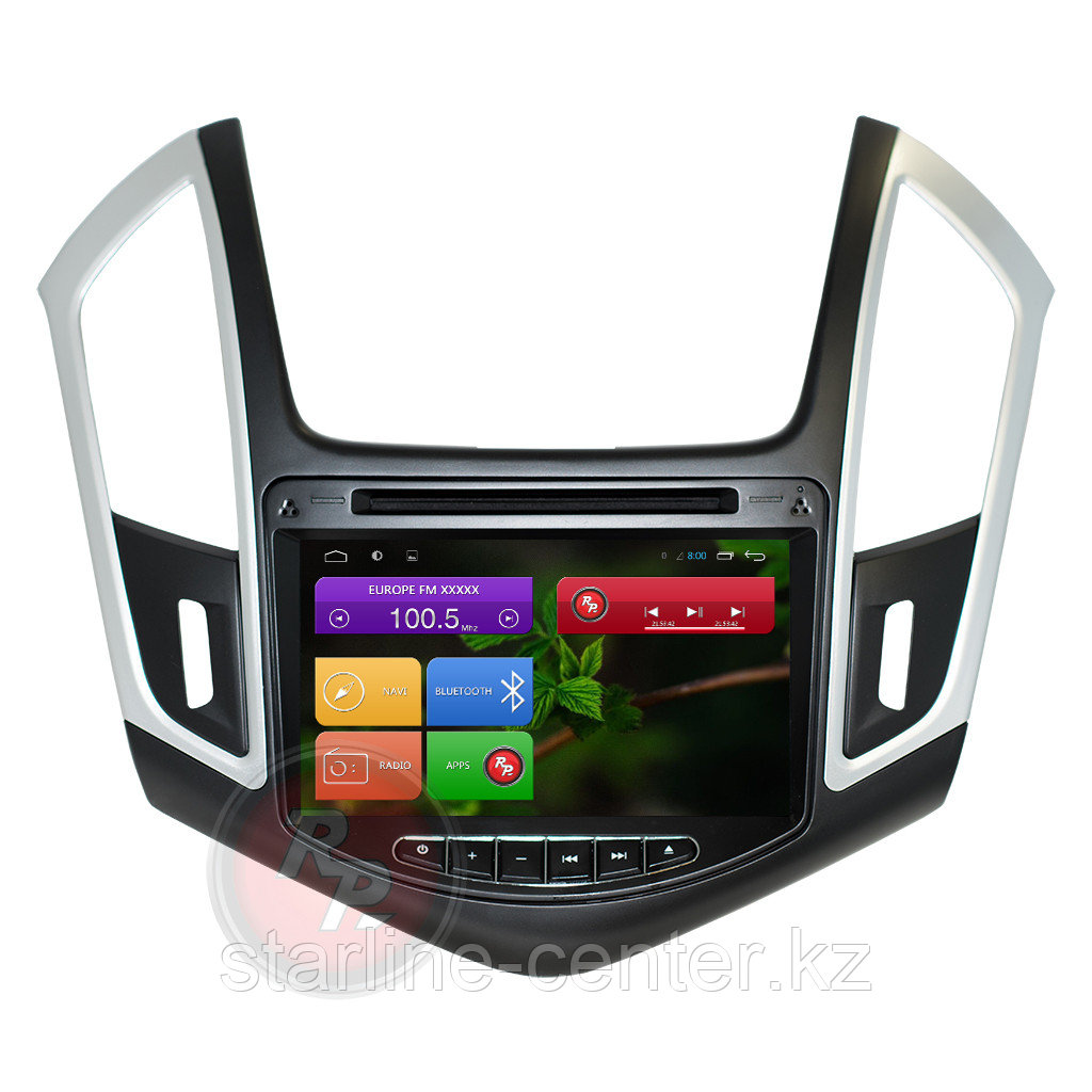 Автомагнитола для Chevrolet Cruze 2013+ Redpower 31052 IPS DSP ANDROID 7