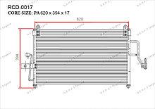 Радиатор кондиционера Gerat OEM96271265