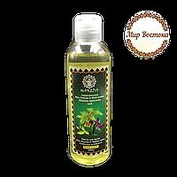 Масло для волос против перхоти Ним, Базилик и Чайное дерево Makeda (200 мл)