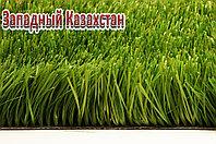 Искусственная трава для футбола, высота ворса 60мм, 11000dtex