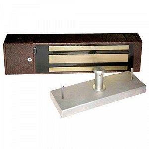 Электромагнитный замок ACCORDTEC ML-194K усилие 500 кг, коричневый