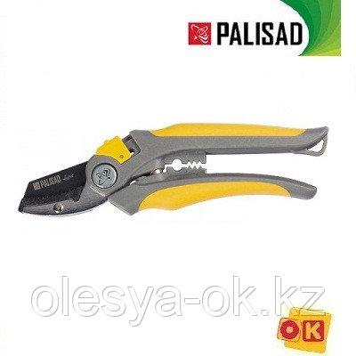 Секатор с наковальней 200 мм, усиленный, сталь SK5. PALISAD LUXE