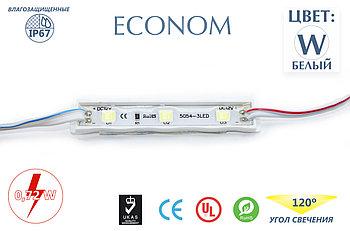 F1266W3-5054 0,72W ECO (5050 econom)