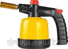 """Паяльная лампа газовая STAYER """"MASTER"""", на баллон, с пьезоподжигом, регулировка пламени, 1850С, фото 2"""