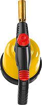"""Паяльная лампа газовая STAYER """"MASTER"""", на баллон, с пьезоподжигом, регулировка пламени, 1850С, фото 3"""