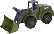"""Полесье: Трактор-погрузчик военный """"Агат"""""""
