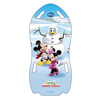 Ледянка 1toy Mickey Mouse д/двоих 122см